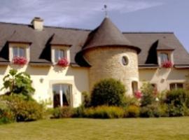 Chambre D'Hotes Miraflores, Malestroit (рядом с городом Ruffiac)