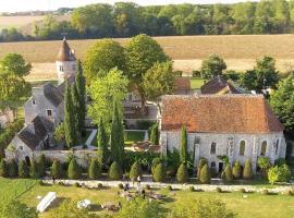 Le Prieure de Vernelle, Grégy-sur-Yerres (рядом с городом Бри-Комт-Робер)