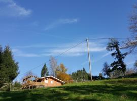 Waldhaus Maxhof, Seffern (Nimshuscheid yakınında)