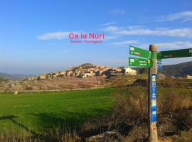 Ca la Nuri, Senant (рядом с городом Rocallaura)