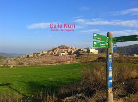 Ca la Nuri, Senant (рядом с городом Montblanquet)