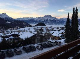 Apartment Leysin - Swiss Alps