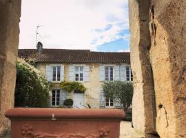 Maison L'invitation, Saint-Julien-de-l'Escap