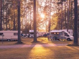 Huhtiniemi Camping