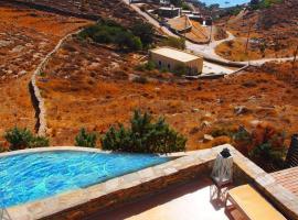 Villa Danai, Koundouros