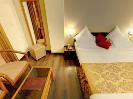 Hotel corbett kingdom