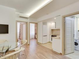 Modern Moscow Comfortable Apartment, Himki