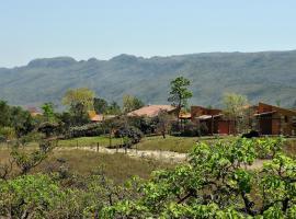 Pousada Encantos do Cerrado, Delfinópolis