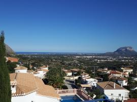 Villa Sanet, Alicante