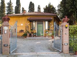 Villa Casalino, Soianella (Near Terricciola)