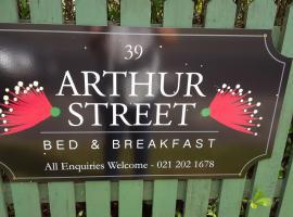 Arthur Street, Фитианга