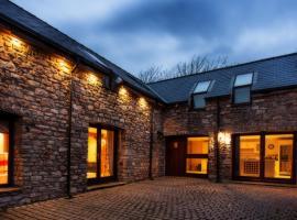 The Old Barn, Porthcawl (рядом с городом North Cornelly)