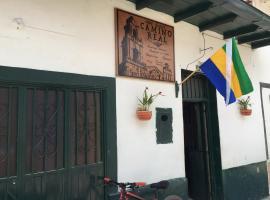 Casa Hostal Camino Real, Guadalupe (Oiba yakınında)