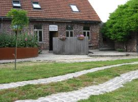 in Den Akker, Oudenaarde (Zwalm yakınında)