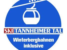 Apart & Pension Wassermann, Tannheim