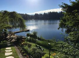 Cottage Lake Bed and Breakfast, Woodinville (in de buurt van Monroe)