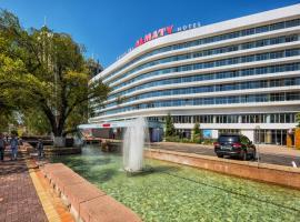 Отель Алматы