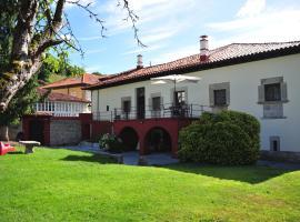 Casa El Regente, Salas (Arquera de Salas yakınında)
