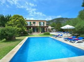 Villa Sion, Crestatx