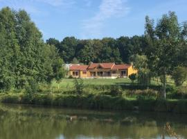 Gite des étangs de Bairon et ses environs, Sauville (рядом с городом Boult-aux-Bois)