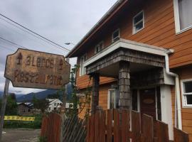 Alerce Hostal y Restaurant, Contao