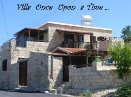 Villa Once Upon a Time..., Pano Arodes