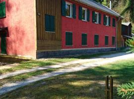 Gruppenhaus Schwarzatal, Sitzendorf (Unterweißbach yakınında)
