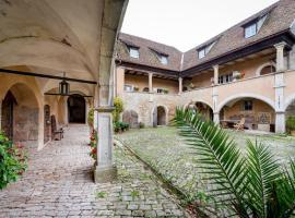 Geyer-Schloss Reinsbronn, Creglingen