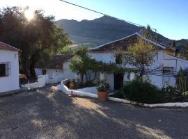 Cortijo Rubiales, Montecorto (Cerca de Grazalema)