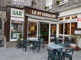 Hotel le Saint Germain, Флер