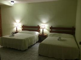 Nakum Hotel, Флорес (рядом с городом Сан-Бенито)