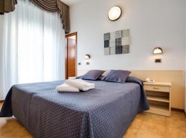 Hotel Villa dei Gerani, Rimini (Rivabella yakınında)