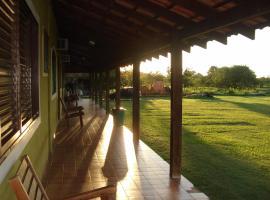 Lontra Pantanal Hotel, Corumbá