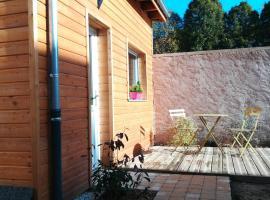 Ginkg'home, Saint-Max (рядом с городом Dommartin-sous-Amance)