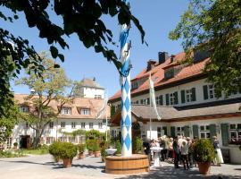 Brauereigasthof-Hotel Aying, Aying (Egmating yakınında)