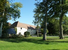 Domaine De La Tour, Сен-Пьер-Каниве (рядом с городом Villers-Canivet)