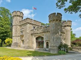 Bath Lodge Castle, Norton Saint Philip (рядом с городом Woolverton)