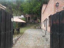 Cabaña San Pablo, San Salvador de Jujuy (Yala yakınında)
