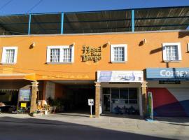 Hotel San Diego, Dolores Hidalgo