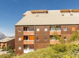 Résidence Pierre & Vacances Les Horizons d'Huez, L'Alpe-d'Huez