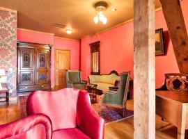 Writers' House Residency
