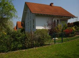 Ferienwohnung Werraglück, Eschwege (Reichensachsen yakınında)