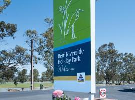 Berri Riverside Holiday Park, Berri (Monash yakınında)