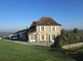 Maison Broustiquet, Berenx (Near Salies-de-Béarn)