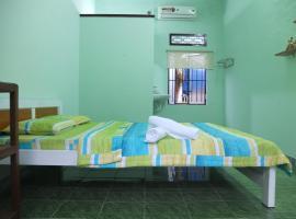 Termini's Guesthouse, Niačangas