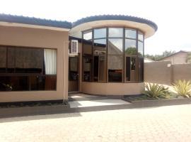 MCD Guesthouse, Kitwe (Near Mufulira)