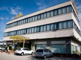 Hotel Thema, Rocca San Giovanni (Treglio yakınında)