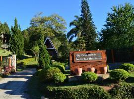 Hotel Fazenda Fonte das Hortênsias, Santo Antônio do Pinhal