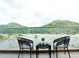 Athirapilly River Resort, Athirappally (рядом с городом Poringalkuthu)