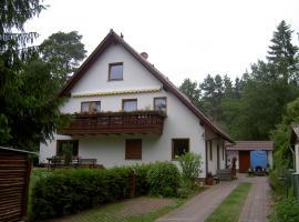 Pension Schillerhöhe, Strausberg (Rehfelde yakınında)
